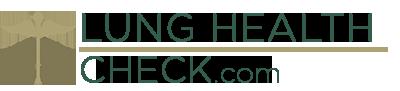 Lung Health Check Logo